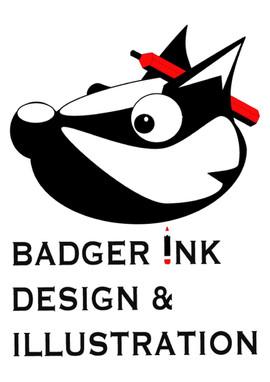 Badger Ink Logo