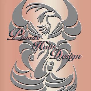 Prelim Logo Design Phoenix Hair Design