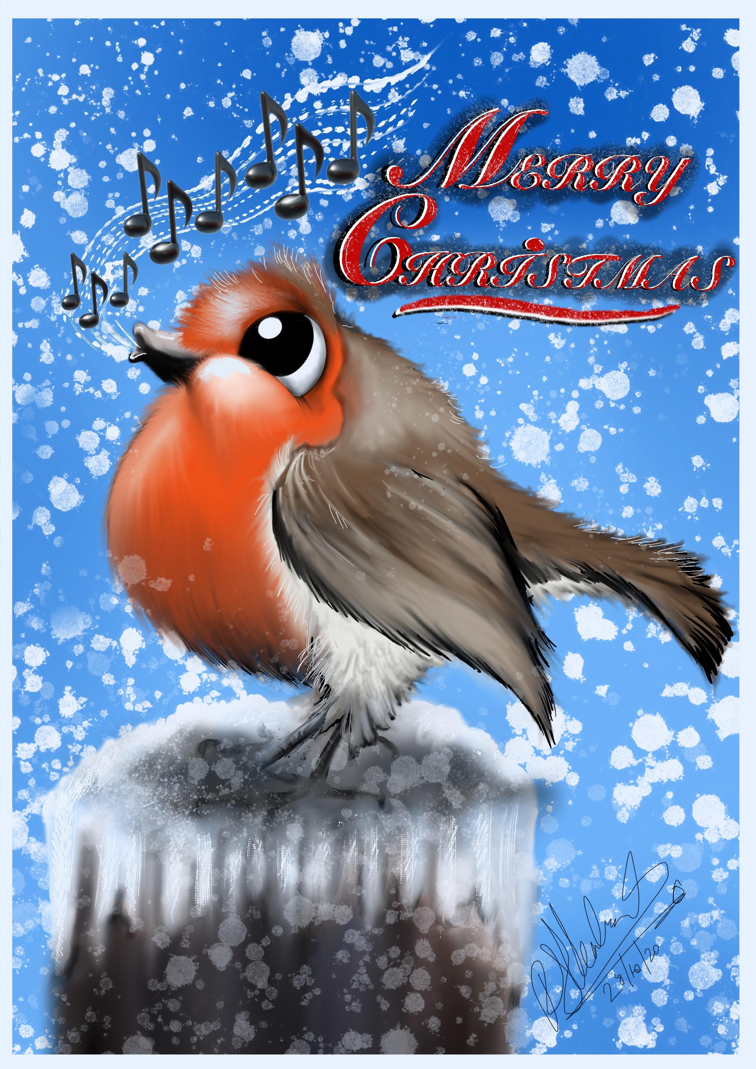 Christmas_Robin_