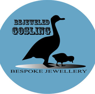Brief: logo for resin jewellery design and sales business.