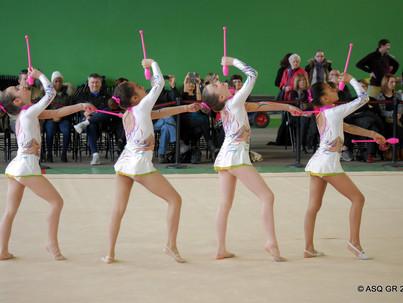 OYEZ OYEZ, les photos de la compétition départementale 17-18 UFOLEP sont en ligne !