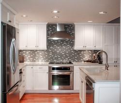 Cool Contemporary Kitchen Stove Range