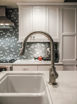Cool Contemporary Kitchen Faucet