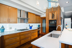 william and wayne-penthouse condo-seattle-kitchen counter