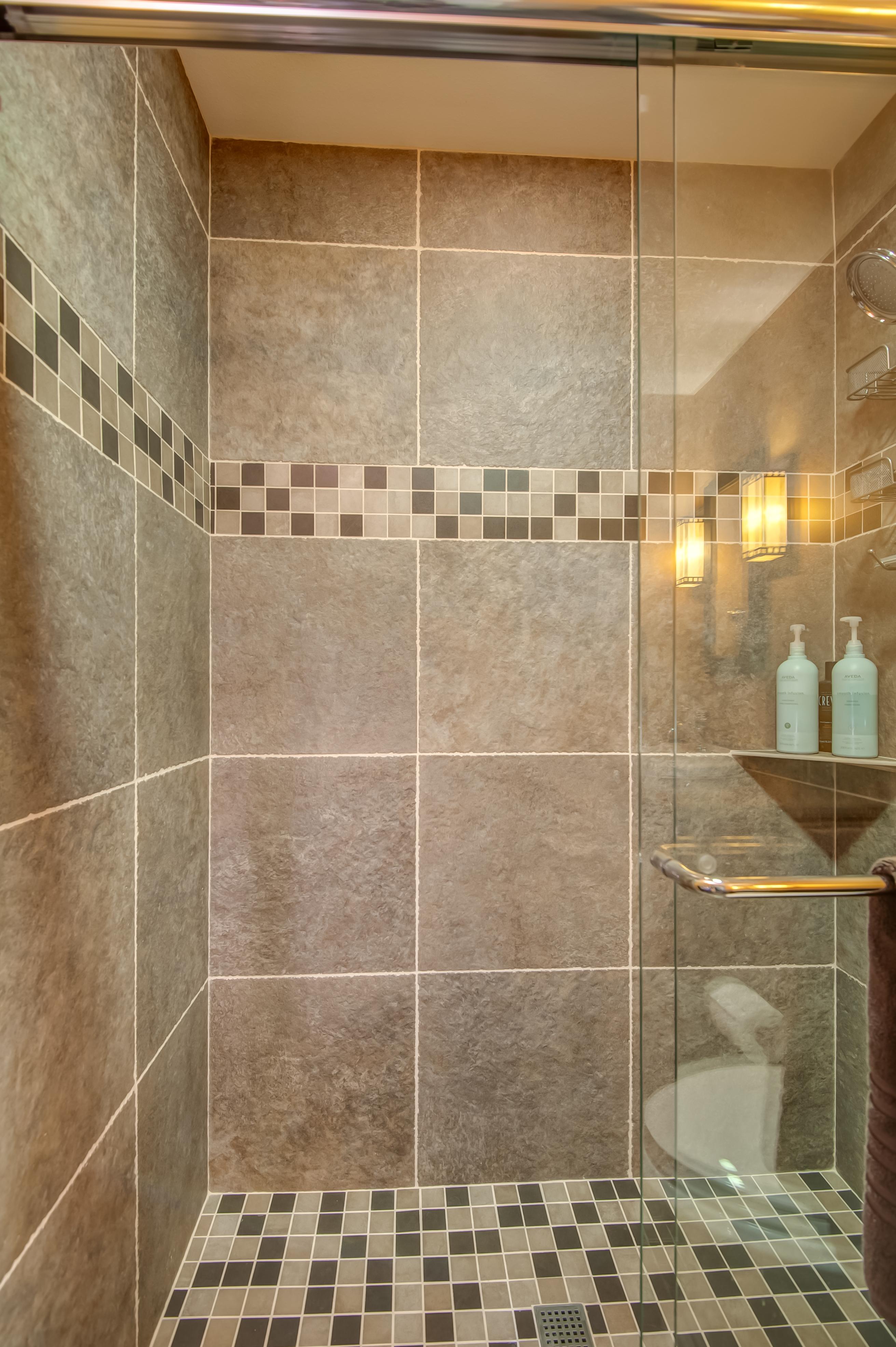 Craftsman Bathroom Tile