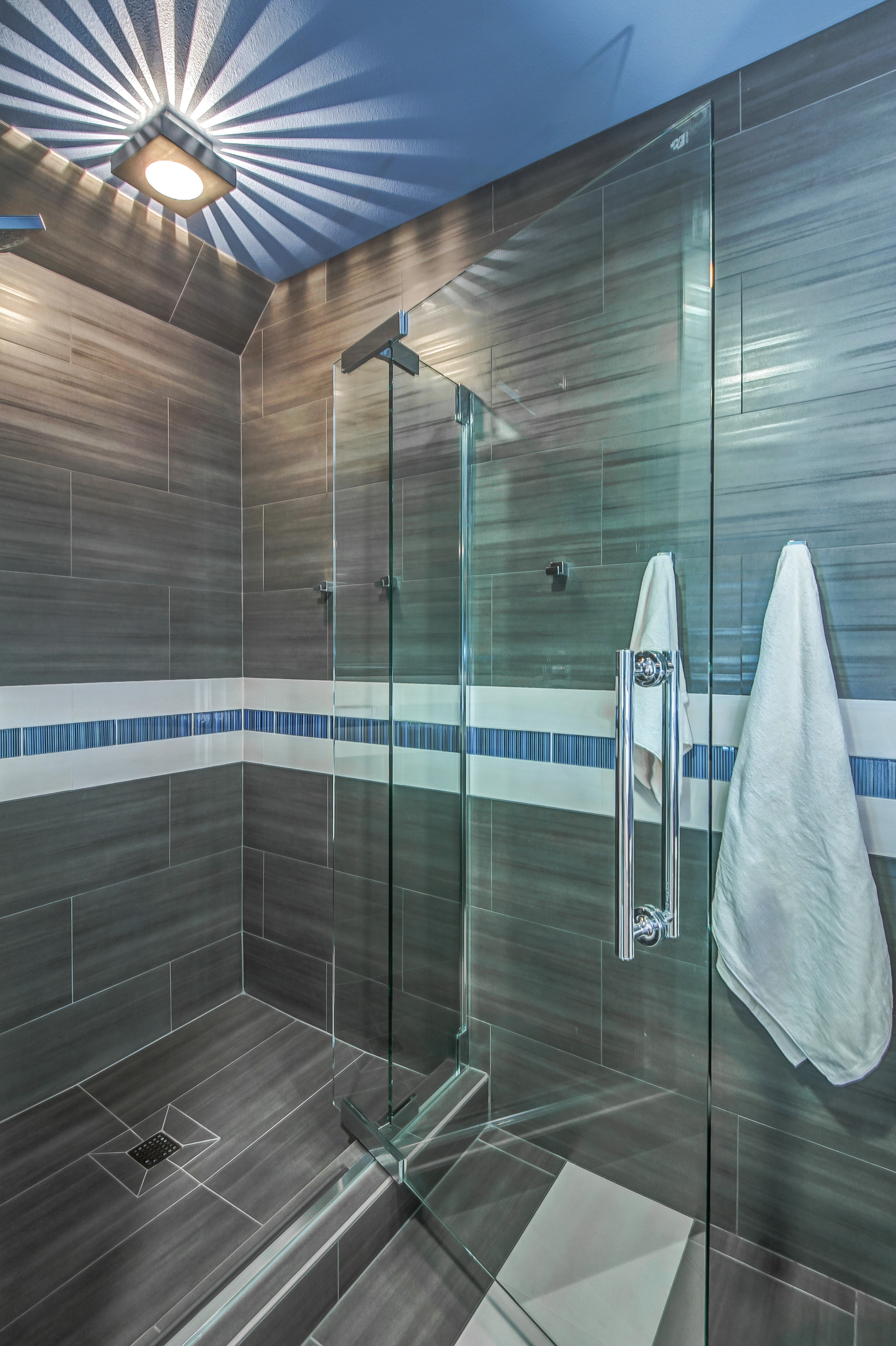 Modern Bathroom Shower
