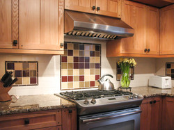 Craftsman Kitchen Stove