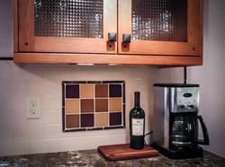 Craftsman Kitchen Tile Backsplash