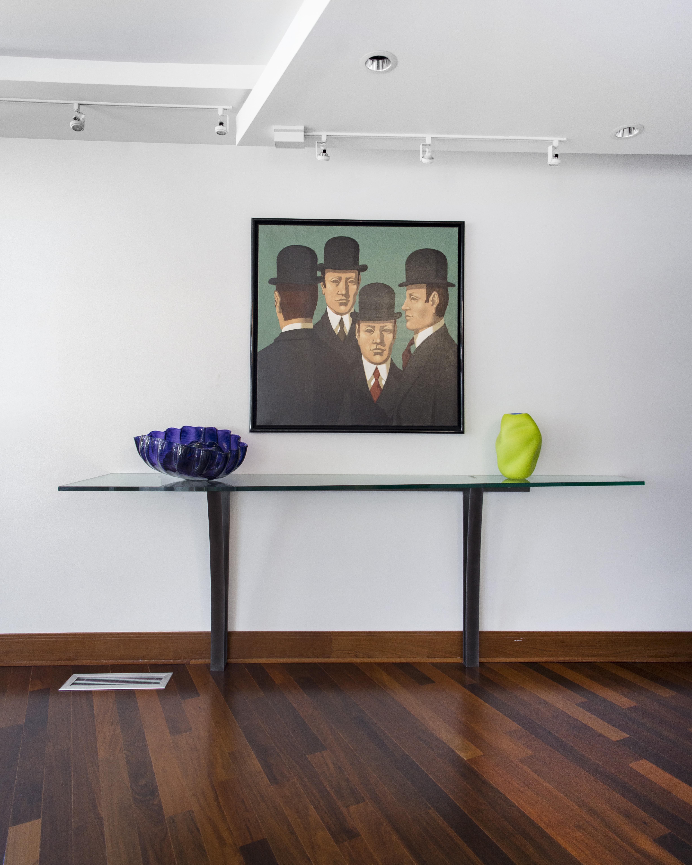 william and wayne-penthouse condo-seattle-shelf