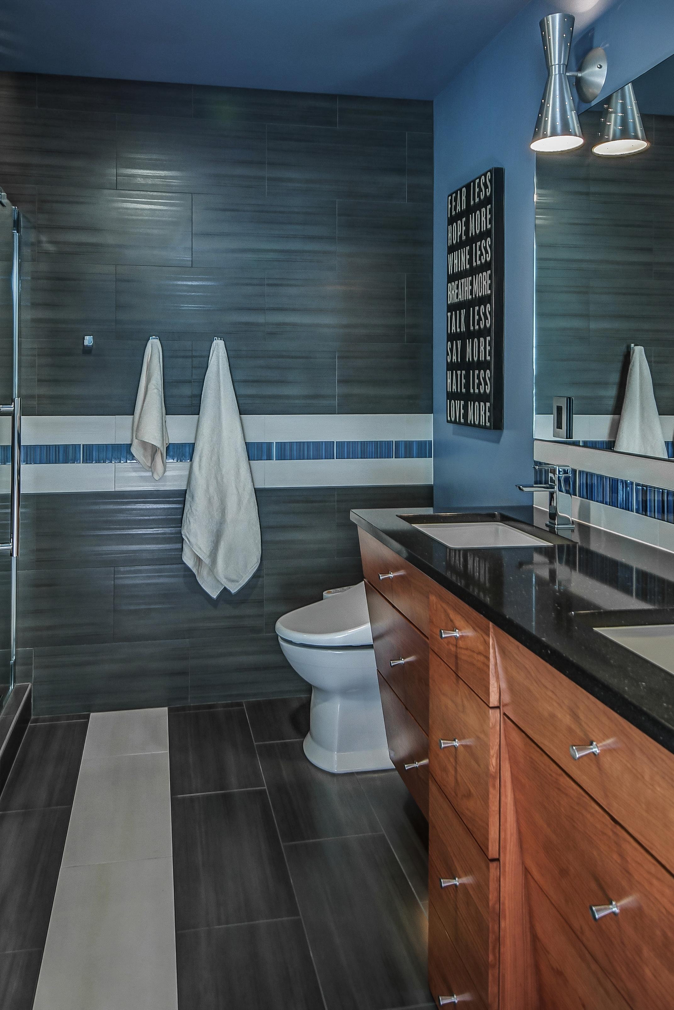 Modern Bathroom Floor/Wall Tile