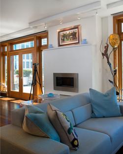 william and wayne-penthouse condo-seattle-fireplace