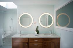 william and wayne design-kenmore master bath room-vanity