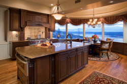 Traditional Kitchen Island 2