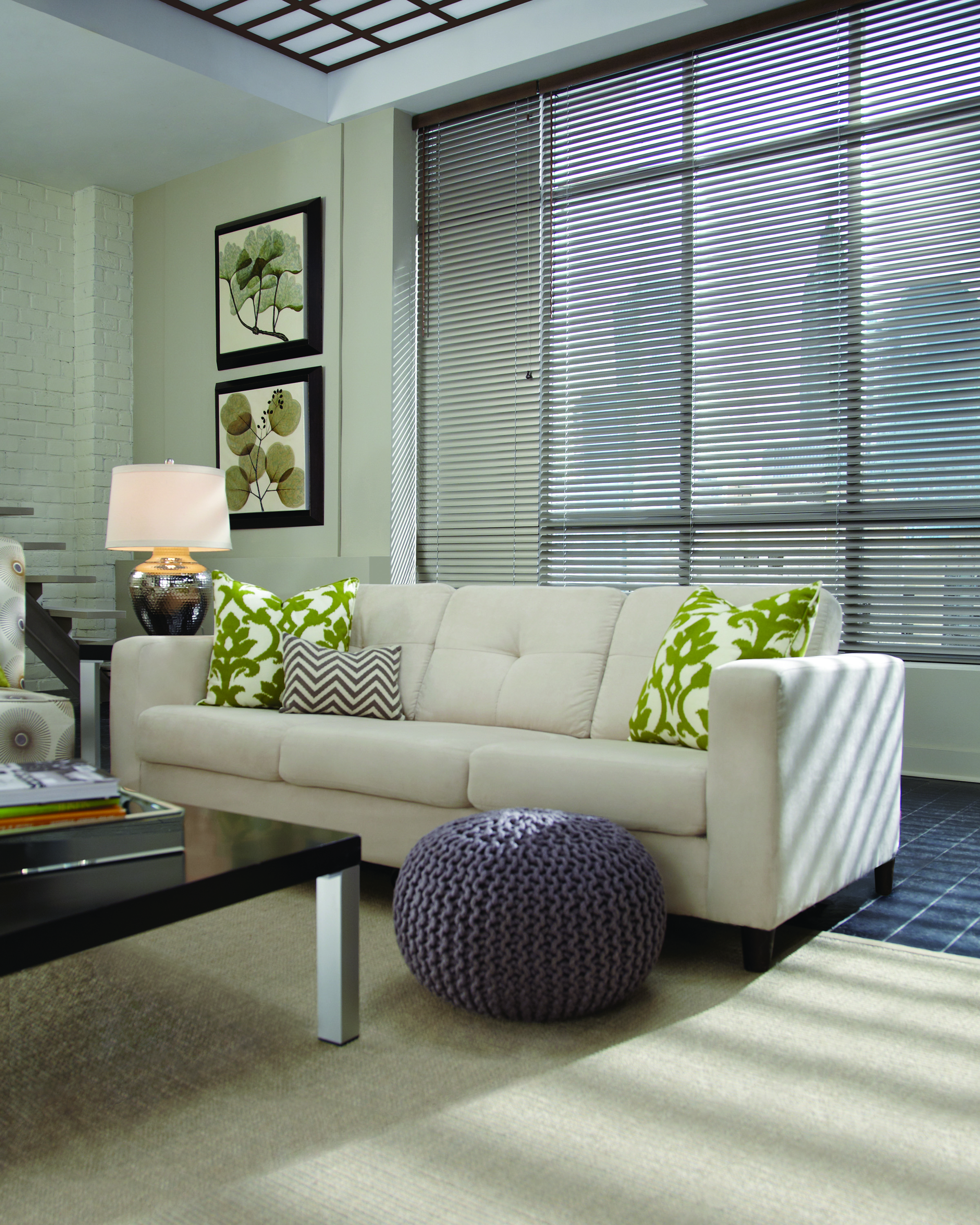 Modern Metal Blinds