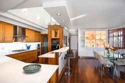 william and wayne-penthouse condo-seattle-dining and kitchen