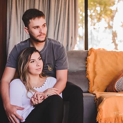 Casal | Jacqueline e Gustavo