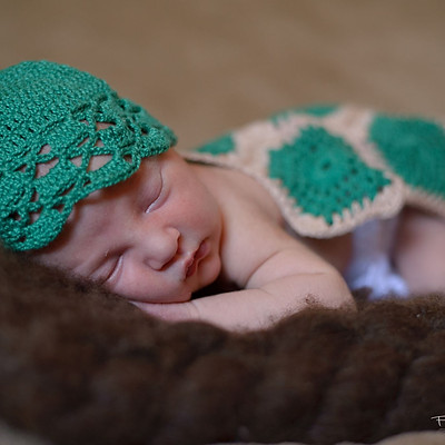 Newborn Larissa | 8 dias