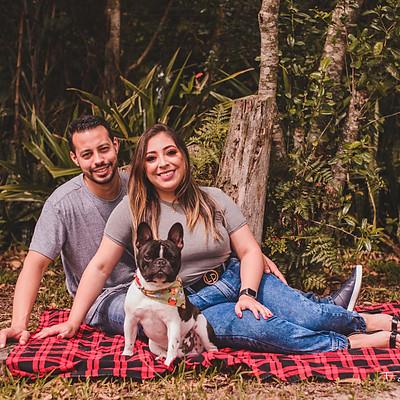 Casal | Tamara e David