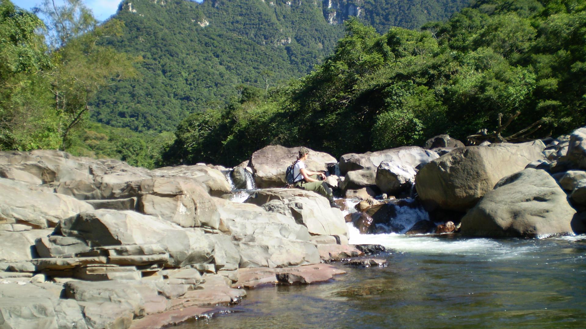 Aventura Trilha Rio do Boi