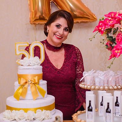 Aniversário 50 anos | Kátia