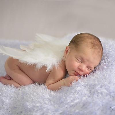 Newborn Miguel | 9 dias