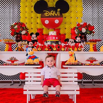 Aniversário 1 ano | Davi