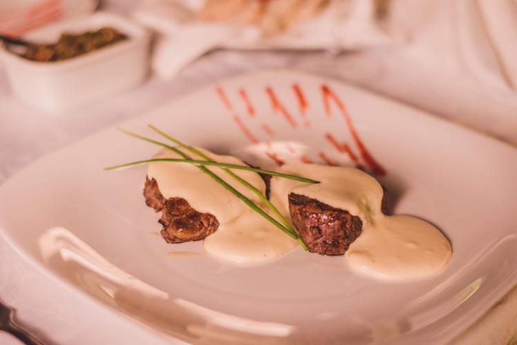 Jantar Romântico - Hotel Santa Cruz - Cu
