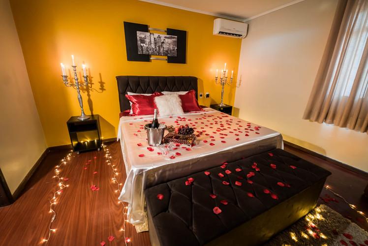 Pacote Romântico - Hotel Santa Cruz - Cu