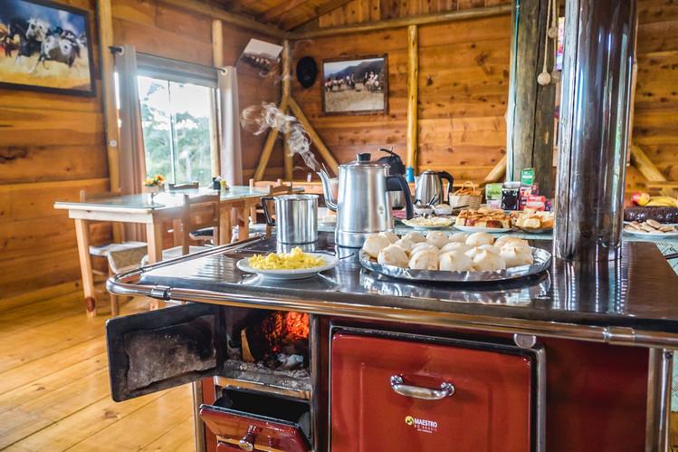 Café da Manhã - Costão do Cambará - Pous