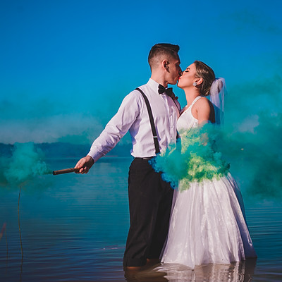 Trash the dress | Renata e Ra