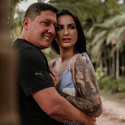 Casal | Mikaela e Jeferson
