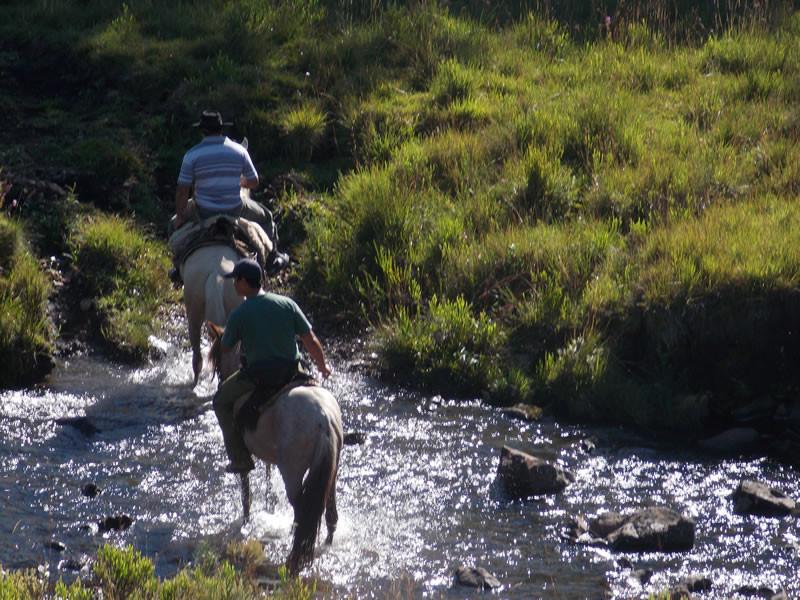 Cavalgada Passeio das Cachoeiras
