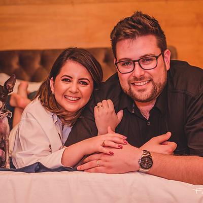Casal | Ana Paula e Jeferson