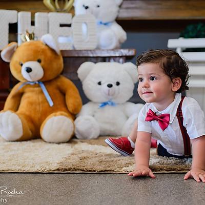 Aniversário 1 ano | Theo
