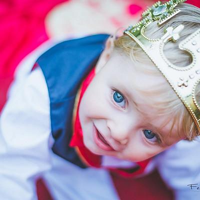 Príncipe Emanuel | 11 meses