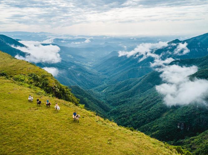 Cavalgada Canyon Pinheirinho - Costão do