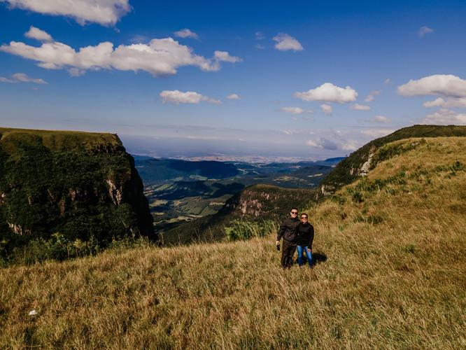 Trilha Trekking - Canyon Cambajuva - Cos