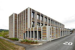 Schulgebäude Hagendorn