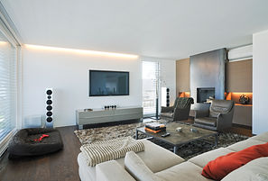 Smart Home Livingroom