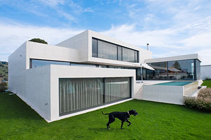 Smart Home moderne Villa