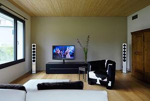 Smart Home Wohnraum