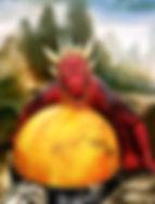 Dragones en Magick, mascotas inflables bogota