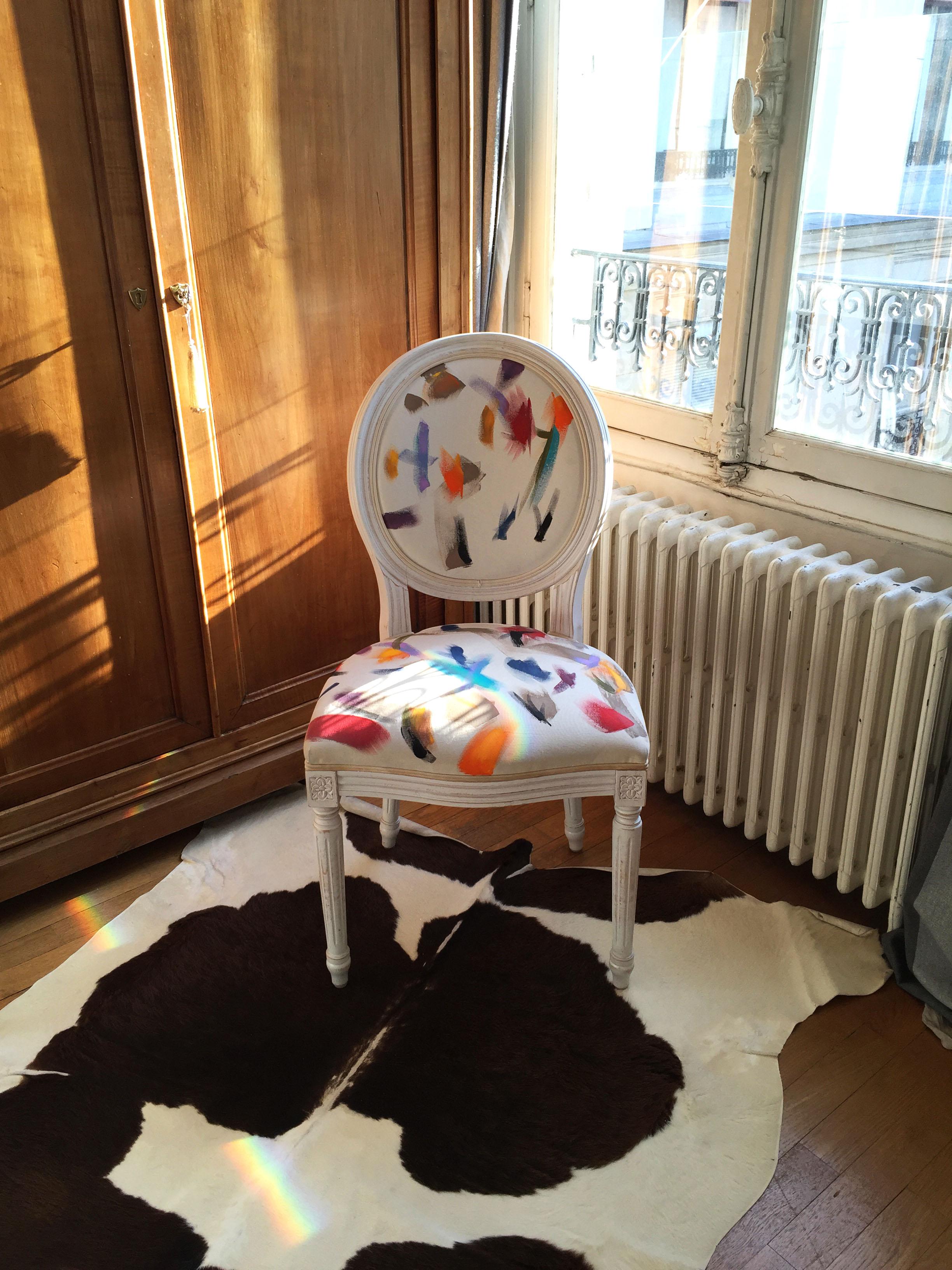 chaises paul hardy