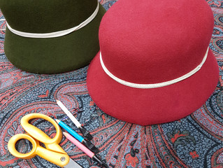 Hat Making Workshops for 2021