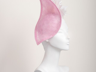 Royal Ascot sculptured headpiece/hat workshop