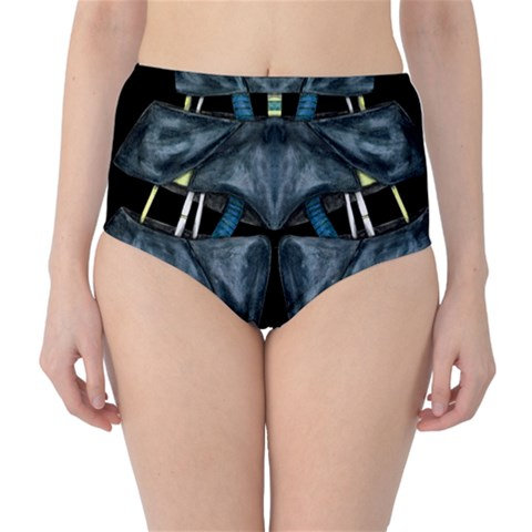 Cyborg Olympia bikini bottom