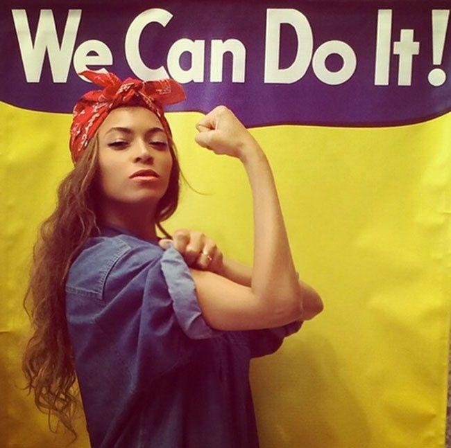 Beyoncé ahora reniega de su feminismo