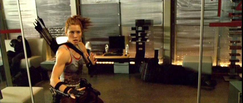 Jessica Biel en Blade Trinity