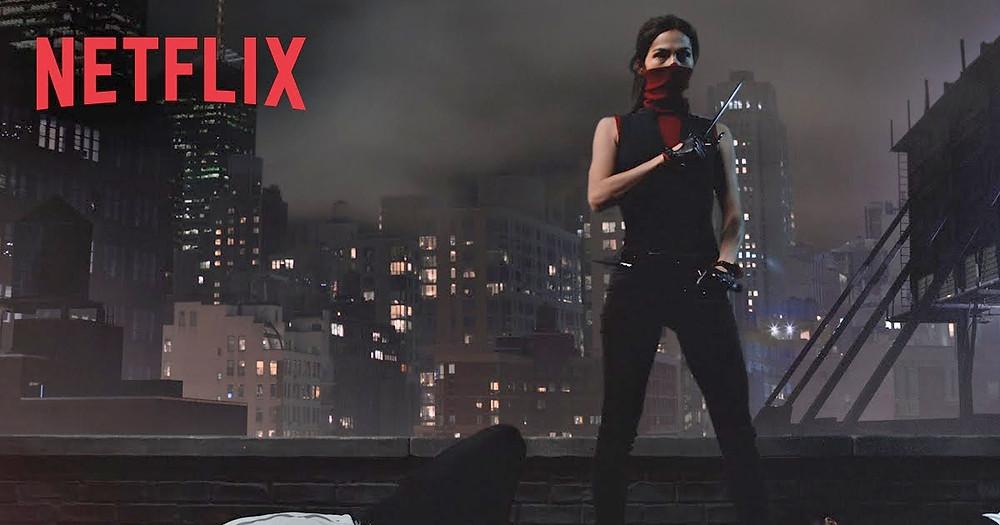 Elektra Elodie Yung Daredevil Netflix