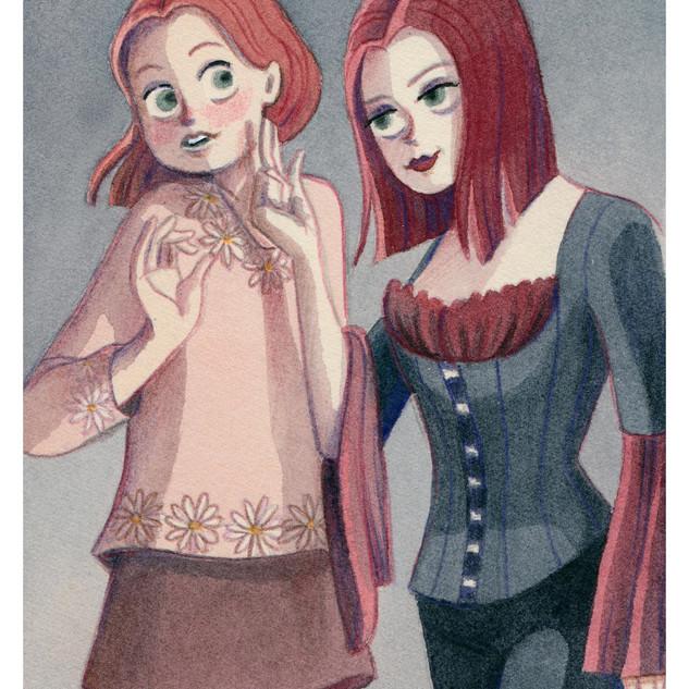 Willow Rosenberg (Buffy the vampire slayer)